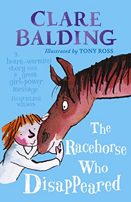 Balding, Clare / The Racehorse Who Disappeared (Hardback)