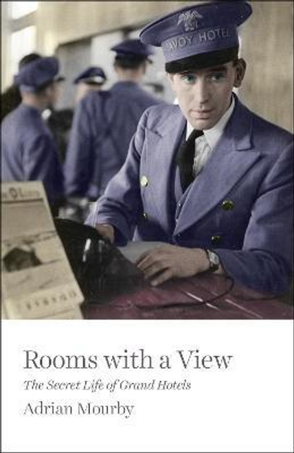 Mourby, Adrian / Rooms with a View (Hardback)