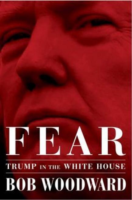 Woodward, Bob / Fear: Trump in the White House (Hardback)