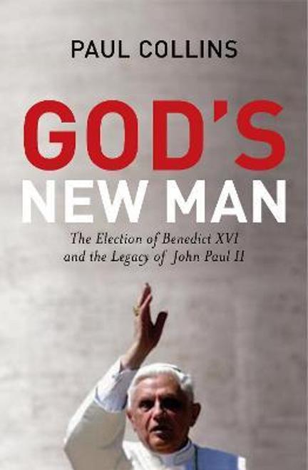 Collins, Paul / God's New Man (Hardback)
