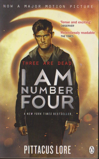 Lore, Pittacus / I Am Number Four