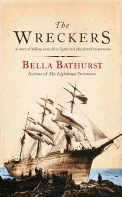 Bathurst, Bella / The Wreckers (Hardback)