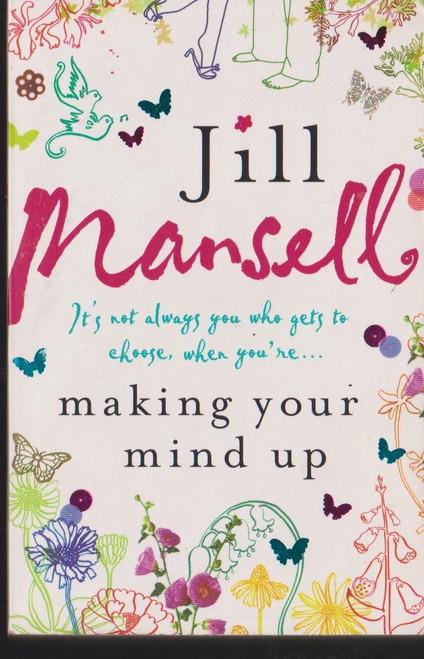 Mansell, Jill / Making Your Mind Up