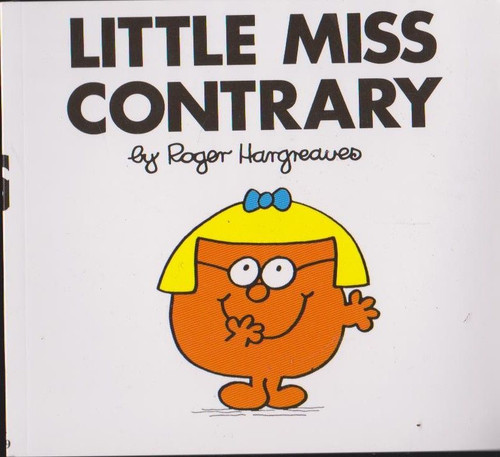 Mr Men and Little Miss, Little Miss Contrary