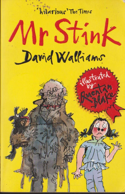 Walliams. David / Mr Stink