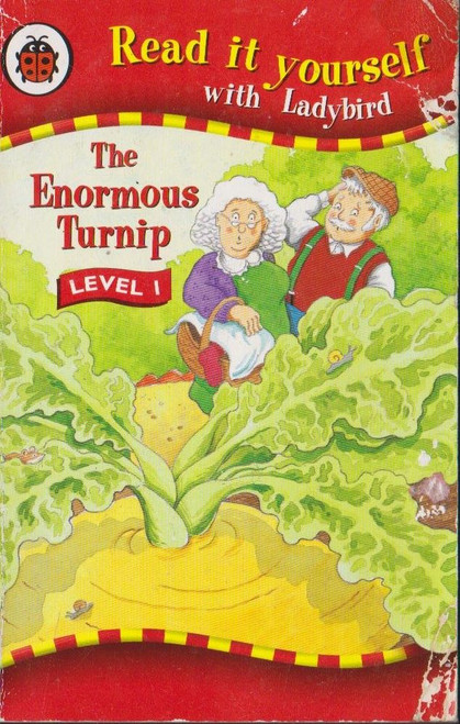 Ladybird / Read it Yourself: The Enormous Turnip