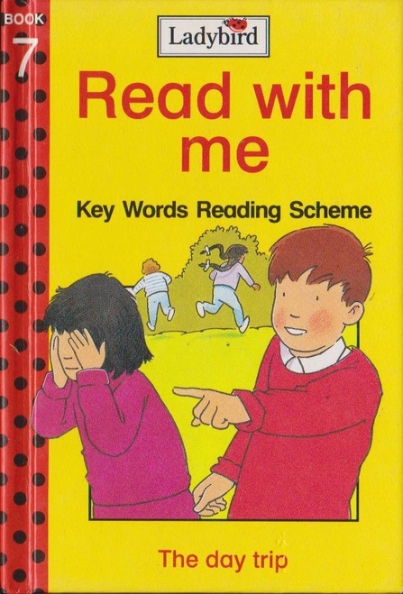 Ladybird / Read with Me: The Day Trip