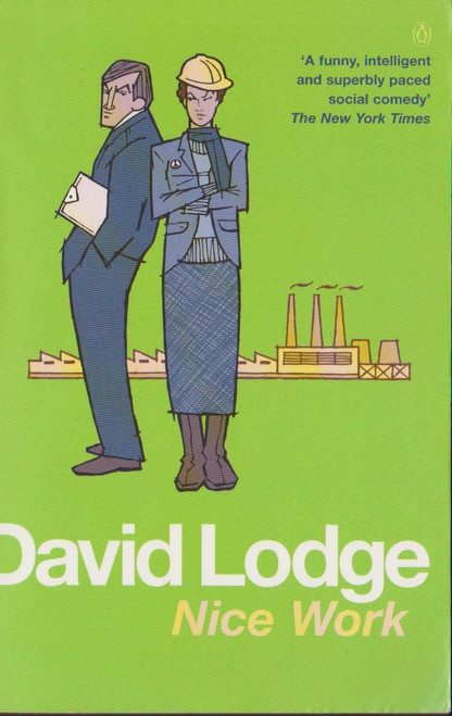 Lodge, David / Nice Work