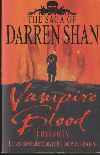 Shan, Darren / Vampire Blood Trilogy ( Omnibus)  ( Saga of Darren Shan, Books 1-3 )