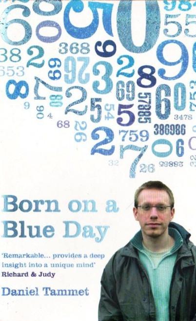 Tammet, Daniel / Born on a Blue Day