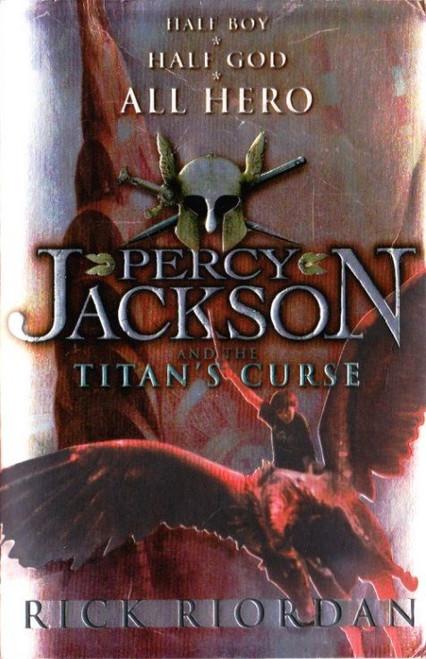 Riordan, Rick / Percy Jackson and the Titan's Curse
