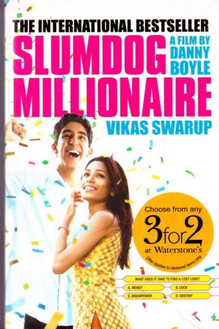 Swarup, Vikas / Slumdog Millionaire
