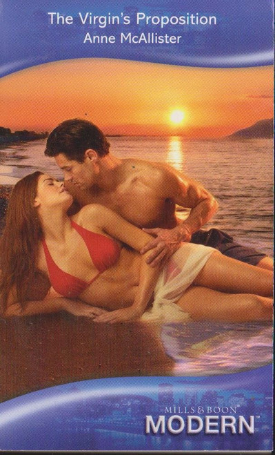 Mills & Boon / Modern / The Virgins Proposition