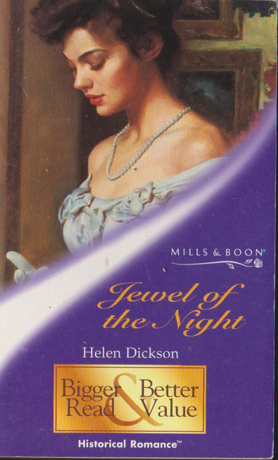 Mills & Boon / Historical / Jewel of the Night