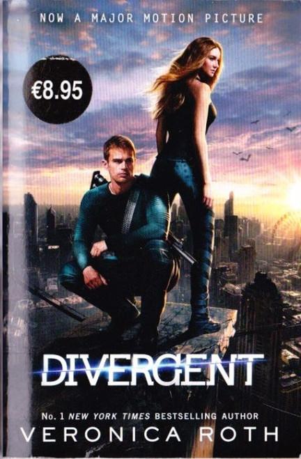 Roth, Veronica / Divergent ( Divergent Series, Book 1 )