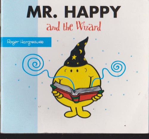 Mr Men and Little Miss, Mr. Happy and the Wizard