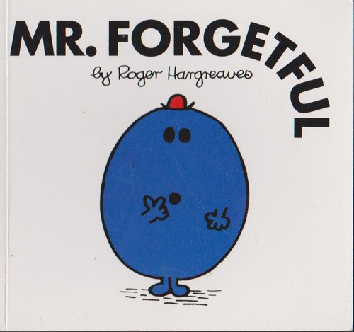 Mr Men and Little Miss, Mr. Forgetful