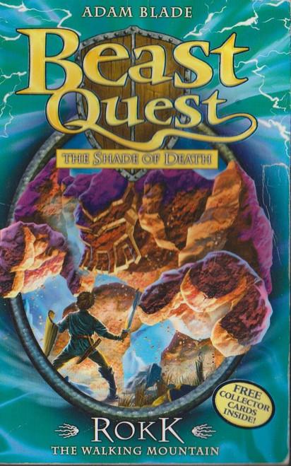 Blade, Adam / Beast Quest: Rokk the Walking Mountain