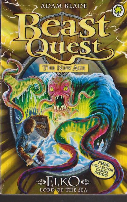 Blade, Adam / Beast Quest: Elko Lord of the Sea