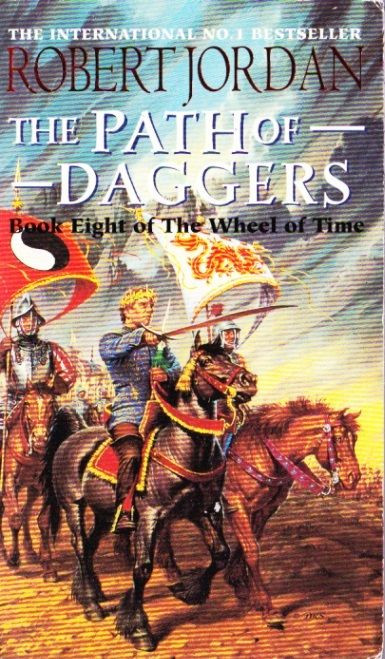 Jordan, Robert / The Path of Daggers (Wheel of Time 8)