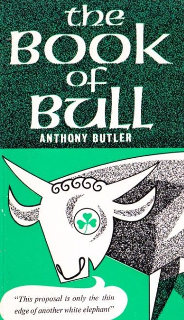 Butler, Anthony / The Book of Bull