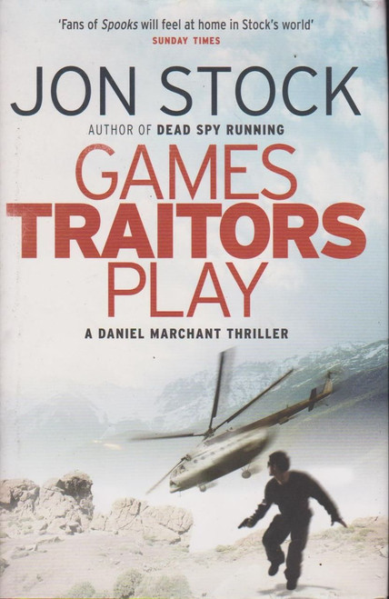 Jon Stock / Games Traitors Play (Signed by the Author)