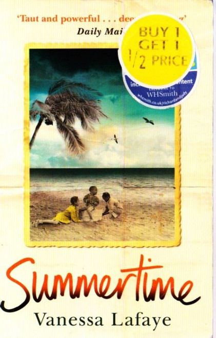 Lafaye, Vanessa / Summertime