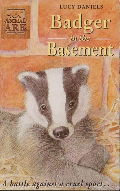 Daniels, Lucy / Animal Ark: Badger in the Basement