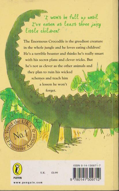 Dahl, Roald / The Enormous Crocodile
