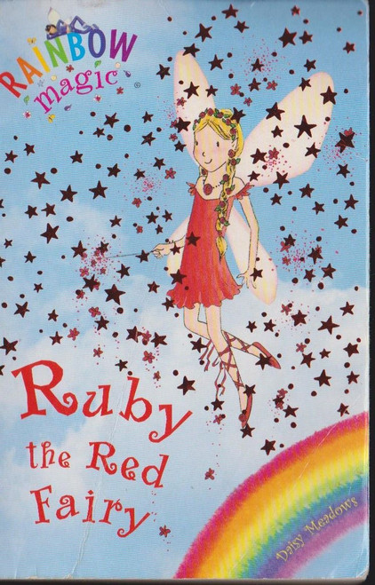 Meadows, Daisy / Rainbow Magic: Ruby the Red Fairy