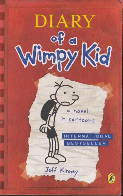 Kinney, Jeff / Diary of a Wimpy Kid ( Wimpy Kid, Book 1 )