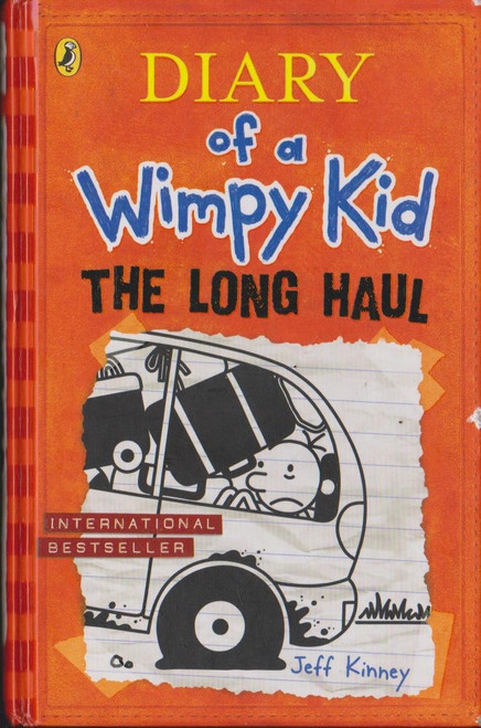 Kinney, Jeff / Diary of a Wimpy Kid: The Long Haul ( Wimpy Kid, Book 9 )