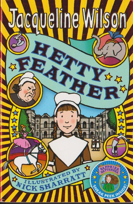 Wilson, Jacqueline / Hetty Feather