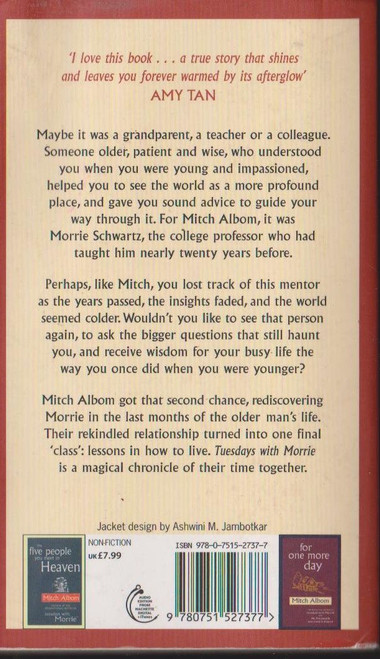 Albom, Mitch / Tuesdays With Morrie