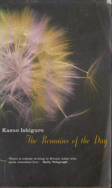 Ishiguro, Kazuo / The Remains of the Day