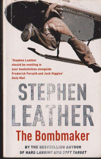 Leather, Stephen / The Bombmaker