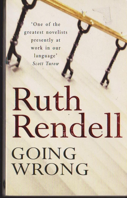 Rendell, Ruth / Going Wrong
