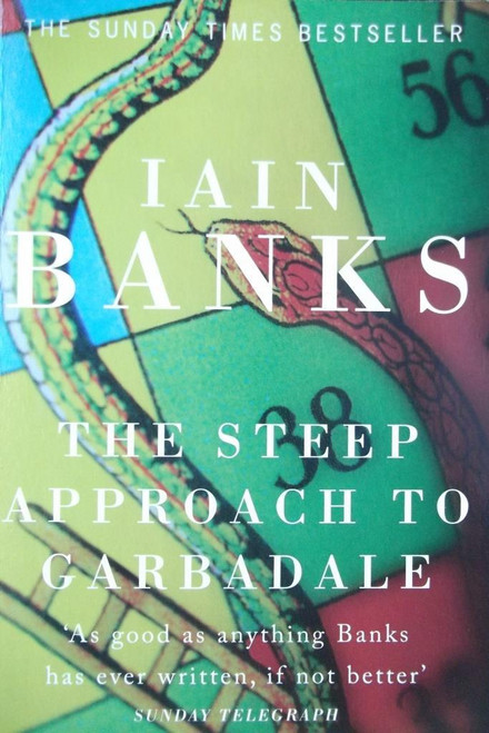 Banks, Iain / The Steep Approach to Garbadale