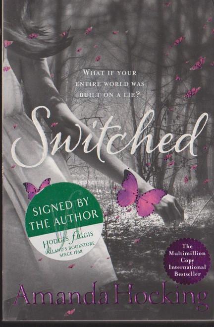 Amanda Hocking / Switched (Signed by the Author)