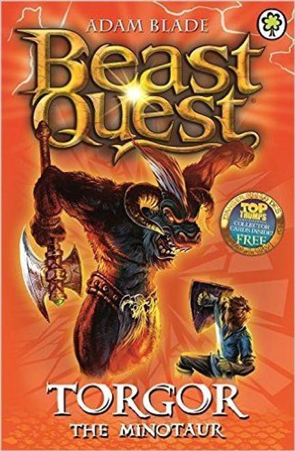 Blade, Adam / Beast Quest: Torgor the Minotaur