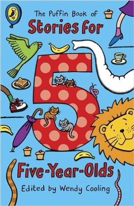 Cooling, Wendy / The Puffin Book of Stories for Five-year-olds