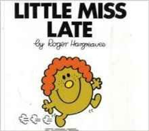 Mr Men and Little Miss, Little Miss Late