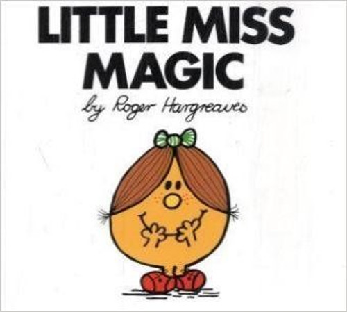Mr Men and Little Miss, Little Miss Magic
