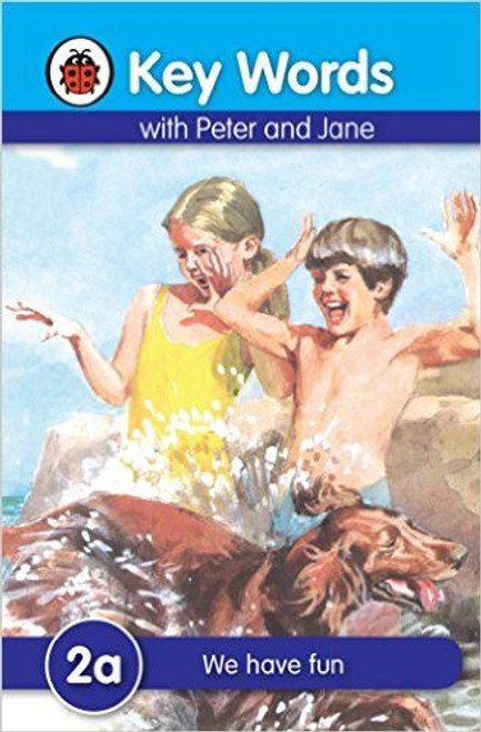 Ladybird / Keywords with Ladybird: 2a We have fun