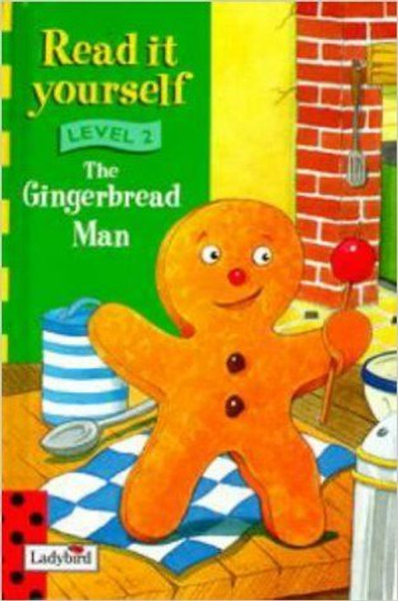Ladybird / Read it Yourself: Gingerbread Man