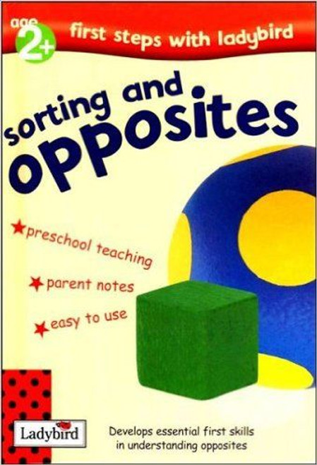 Ladybird / First Steps with Ladybird: Sorting and Opposites