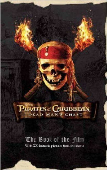 Disney, Pirates of the Caribbean Dead Man's Chest