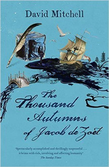 Mitchell, David / The Thousand Autumns of Jacob de Zoet