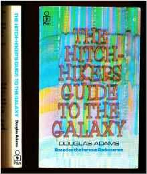 Adams, Douglas / The Hitchhiker's Guide To The Galaxy
