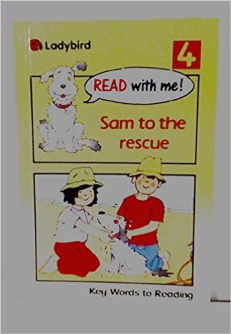 ladybird / Read with Me: Sam to the Rescue
